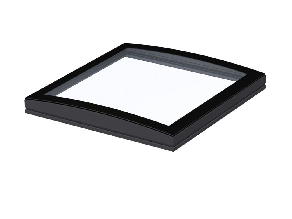 VELUX Curved glass top unit